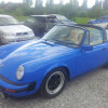 Porsche 911 Blau