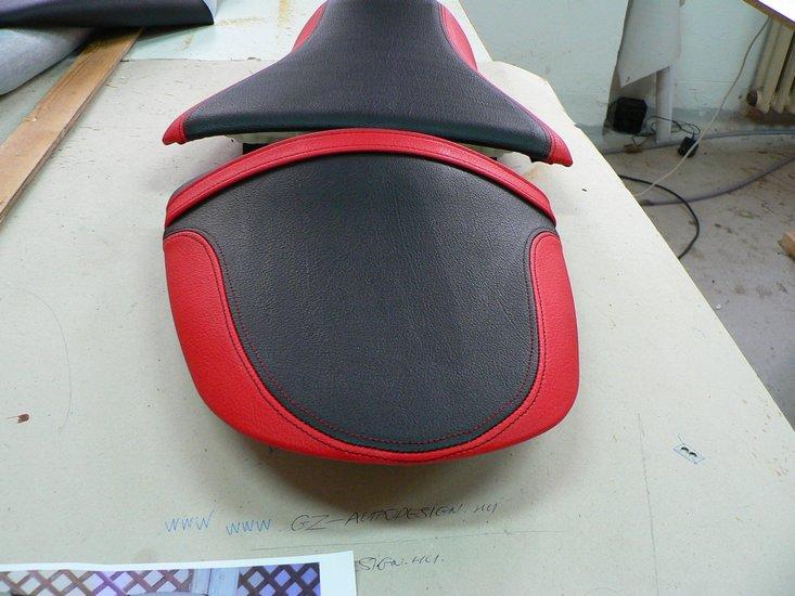 Motorradsitzbänke – GZ Autodesign